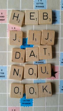Oefenen op Alfabeter
